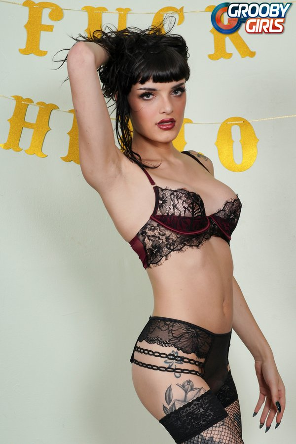 Adelaide Rose Sexy Tgirl