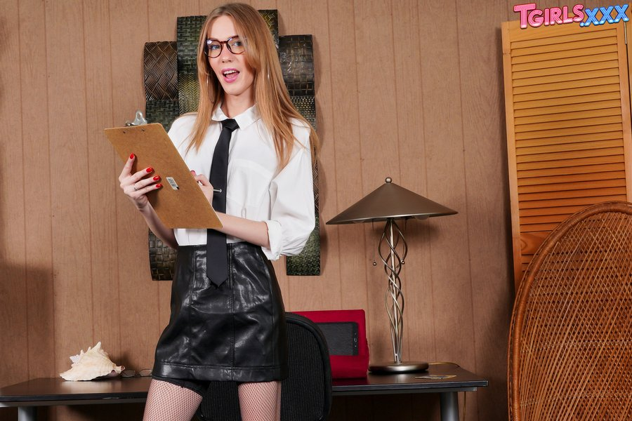 Crystal Thayer Hot Secretary