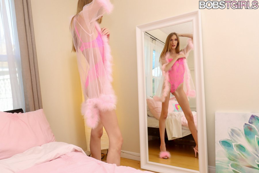 Crystal Thayer Pretty in Pink