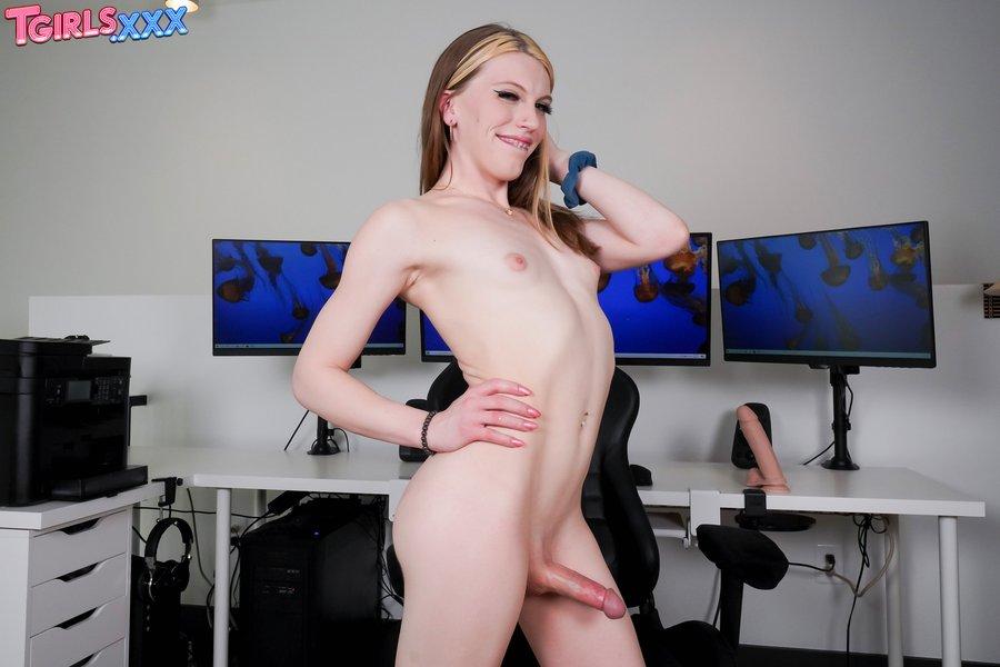 Izzy Wilde Tgirl Beauty