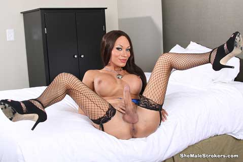 mia isabella huge shemale cock