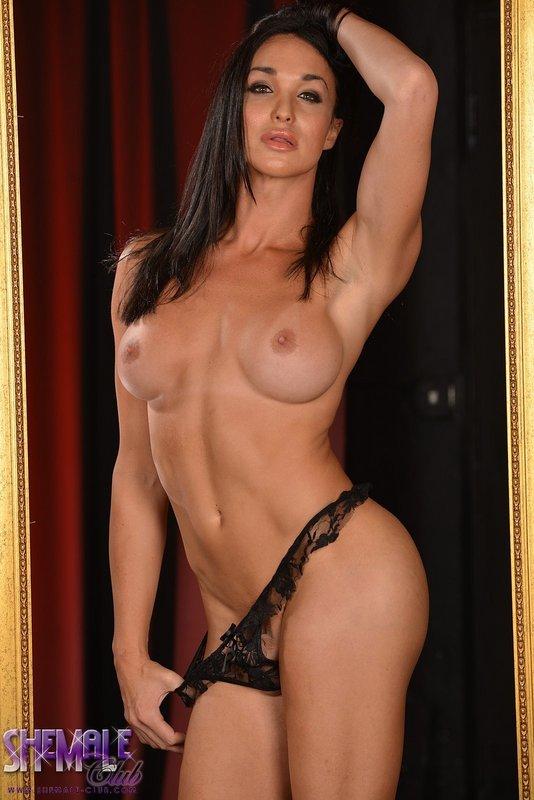 Jonelle Brooks Shemale Pornstar American Tgirl