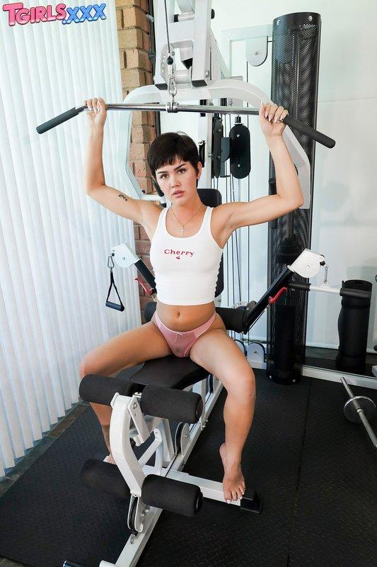 Daisy Taylor Workout Tgirl